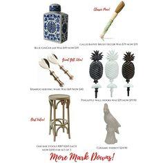 Hamptons House, The Hamptons, Oak Bar Stools, Ginger Jars, Serveware, Wall Hooks, Home Furniture, Great Gifts, Ceramics