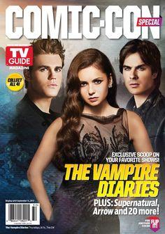 Comic-Con: The Vampire Diaries