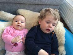Aurora og MATHIAS 18 APRIL 2015