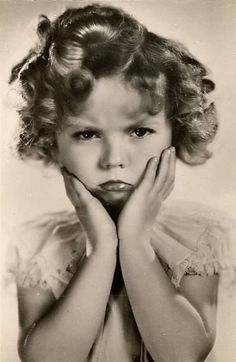 Shirley Temple - Remembering Shirley - her mother styled her hair with exactly 56 curls for all her films
