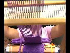 RIC Rural mostra produção de moda com tear manual BRASIL (ESPÍRITU SANTO).