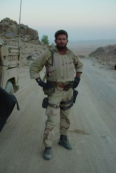 In Afghanistan summer of 02' with SEAL Team One. #military #operators #navyseals