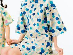 夏にぴったり!弾ける水玉が涼しげな大人用の甚平の作り方 ぬくもり Dress Making, Kimono, Sewing, How To Make, Dresses, Women, Fashion, Outfits, Vestidos