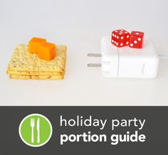 This Is One Serving: Holiday Party Snacks