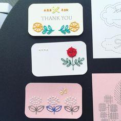 刺繍作家・刺繍イラストレーター annas(アンナス)