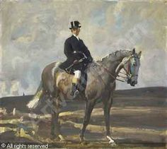 Alfred James Munnings-1878 the Pad Groom