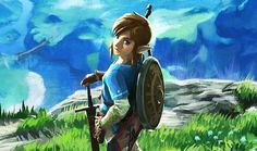 The Legend of Zelda: Breath of the Wild - Wii U/Switch visual/framerate differences