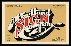 Portland Sign Company