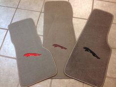 More custom car mats!