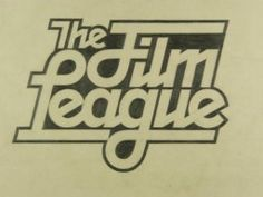 the film league…i have no idea where this came from
