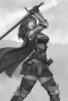 Weekly sketches, ㅇㅇ Joo on ArtStation at https://www.artstation.com/artwork/XEroa