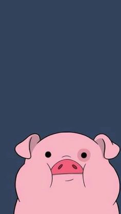 Pigs my favorite they're so cute especially waddles I totally love you #Waddles the pig