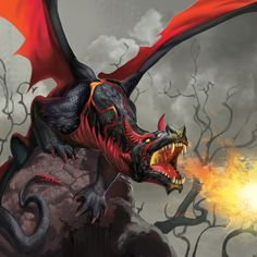 Fire Dragon from the video game Battle of Giants: Dragons