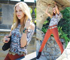 These pants are on FIRE (by Shea Marie) http://lookbook.nu/look/2063097-these-pants-are-on-FIRE