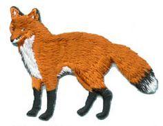 Awards & Gifts :: Wood Badge :: Fox Badge :: Fox Figure Patch