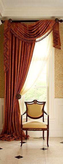Sobrio Drapes CurtainsLiving Room