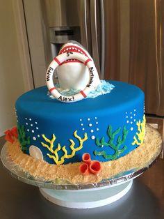 shark cake                                                       …