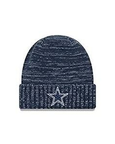Dallas Cowboys New Era Navy 2017 Sideline Color Rush Kick Off Sport Knit  Hat Color Rush f0ffd599a0b