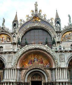 St Marks Basilica Portal