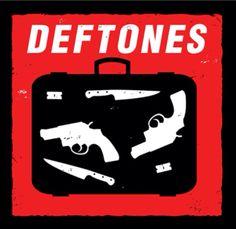 Deftones - Rocket Skates... Guns! Razors!! Knives!!! Fuck with me!!