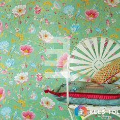 #Flowers #Botanic #Walldesign