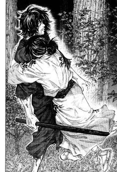 Read manga Vagabond 016 online in high quality Manga Drawing, Manga Art, Anime Manga, Vagabond Manga, Inoue Takehiko, Western Comics, Chapter 16, Samurai Art, Manga Pages