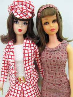 Doll Epic: Groovin with Francie.......I loved my Francie, still have her and some great outfits. She had great clothes.