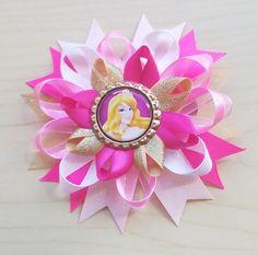 Princesa Aurora inspirado en el arco del pelo por BerryTreasured