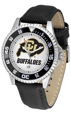 Colorado Buffaloes Competitor Watch