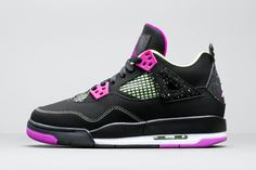 air-jordan-4-gs-fuschia Will deff get these !!!