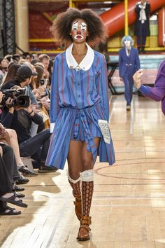 Vivienne Westwood 2018 Spring Collection