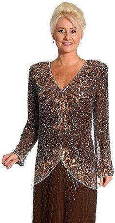 New Silk Chiffon Mother of The Bride Formal Dress 5X Edit item   Reserve item  $158.90