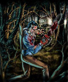 Ash - The Evil Dead