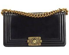 Chanel Boy Handbag