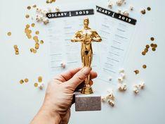 Figurka Oscara to koszt na Allegro Oscar Night, Martini, Guacamole, Scary, Im Scared, Martinis, Macabre