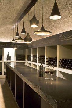 Merus Winery. Location: Napa Valley, California firm: Uxus.