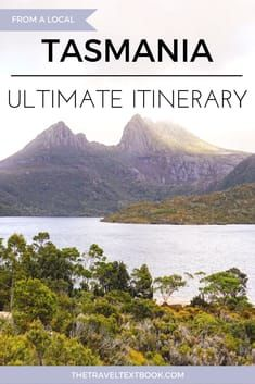 Tasmania is the hottest upcoming travel destination in Australia. With pristine waters, epic national parks, and a laid back atmosphere, it's no wonder people are flocking! Make sure you get the most out of your trip with this Ultimate Tasmania Itinerary Brisbane, Melbourne, Sydney, Outback Australia, Visit Australia, Australia 2018, Cairns, Newcastle, Tasmania Australia