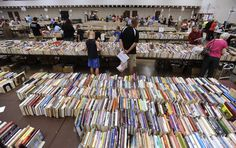 Abilene library group's yearly sale a treat for book-lovers - Reporter News