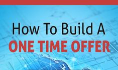 Build a One-Time Offer System That Vacuums Cash Make Money Online, How To Make Money, Confirmation Page, Squeeze Page, How High Are You, Sales Process, Free Courses, One Time, Sorting