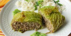 Cabbage and potato rolls curry -  Involtini di verza e patate al curry