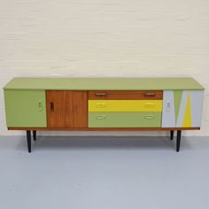 Retro Teak Sideboard by 'Millsy'