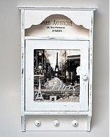 Krabičky - Paris skrinka na kľúče - 3456014