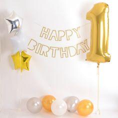 【楽天市場】ネコポスOK【数字バルーン】約90CMのビッグナンバーバルーン 【ピンク】お誕生日のお祝いの飾り付けに 【バースデイ…
