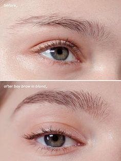 Boy Brow: the first-of-its-kind eyebrow pomade that fluffs, fills, and provides soft, flexible hold Black Spots On Face, Brown Spots On Hands, Age Spots On Face, Dark Spots, Eyebrow Shaper, Eyebrow Brush, Brow Gel, Eyebrow Tips, Eyebrow Styles