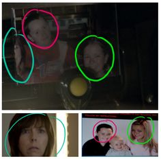"""Sherlock """"A Study in Pink"""" and """"The Reichenbach Fall"""".  It's the same family! =O"""