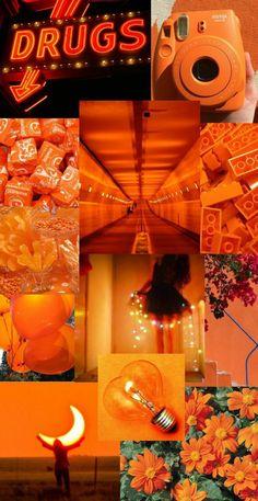 Iphone Wallpaper Orange, Dark Red Wallpaper, Sassy Wallpaper, Iphone Lockscreen Wallpaper, Bad Girl Wallpaper, Black Aesthetic Wallpaper, Iphone Background Wallpaper, Aesthetic Iphone Wallpaper, Aesthetic Wallpapers