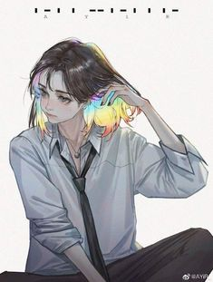 Anime Art Girl, Manga Art, Manga Anime, Fantasy Kunst, Fantasy Art, Aesthetic Art, Aesthetic Anime, Pretty Art, Cute Art