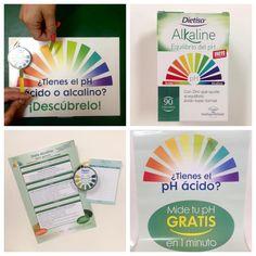¡Somos chicas alcalinas!  Jose, el representante de Dietisa nos ha presentado producto nuevo: Alkaline. Equilibrio del PH. #alcalina #herbolarioabraxas #lanzarotesalud