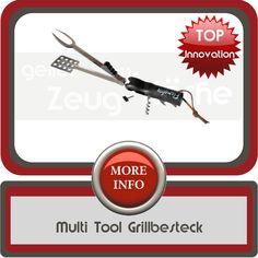 Multi tool Grillbesteck