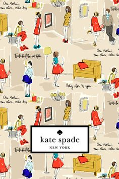 Kate Spade Wallpaper for Phones